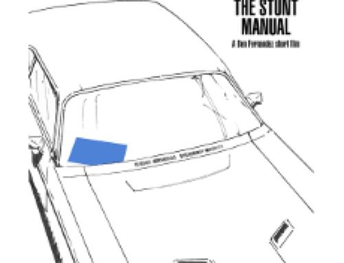 THE STUNT MANUAL